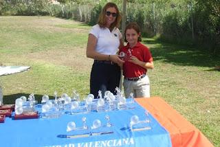 Ganador Scratch Circuito P&P Comunidad Valenciana en Equalite Golf