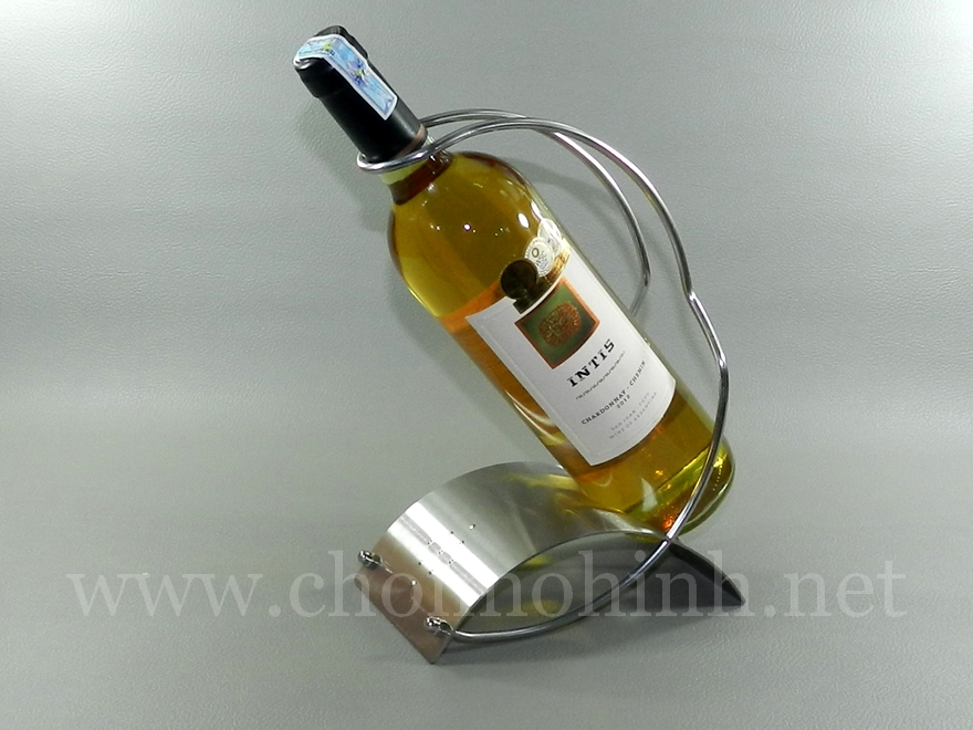 Giá để rượu inox