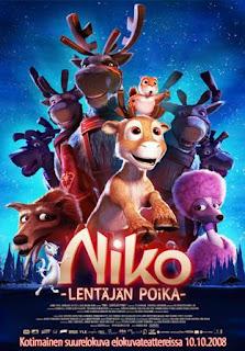 Ver online: Nico, el reno que quería volar (2008)