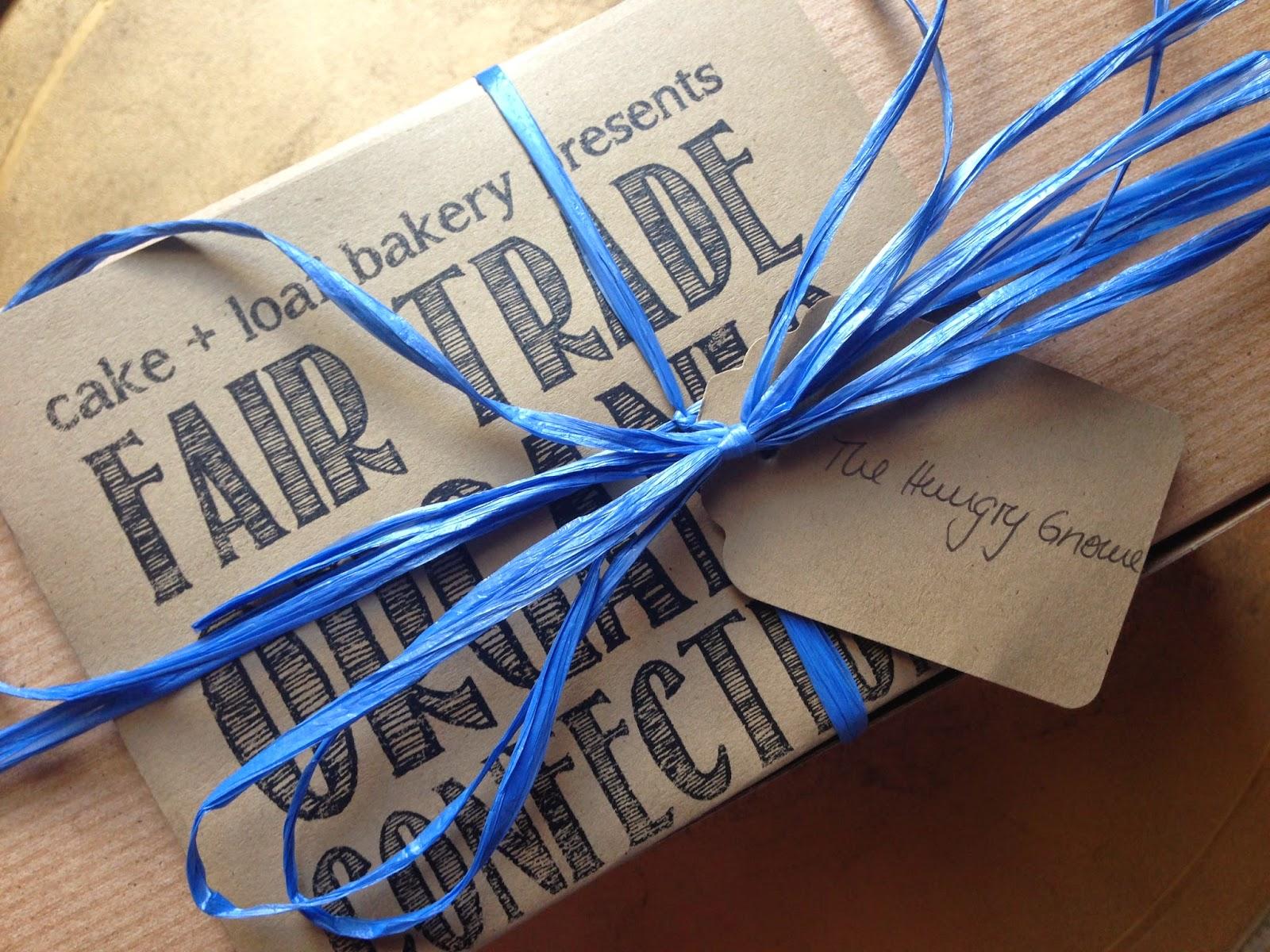 Cake Loaf's Fair Trade