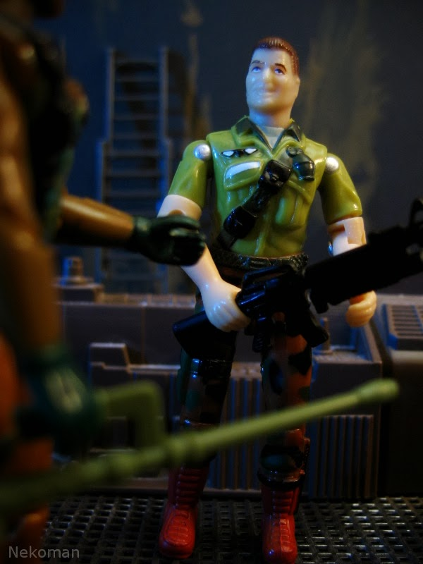 GI Joe G.I. Joe list of worst gi joes ARAH Larry Hama Funskool Neon 25th New Sculpt Spy Troops 90's Gung-Ho Windmill Long Range Muskrat Wild Card Duke