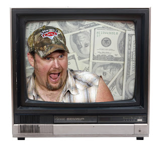 Insurance Tips From Larry the Cable Guy