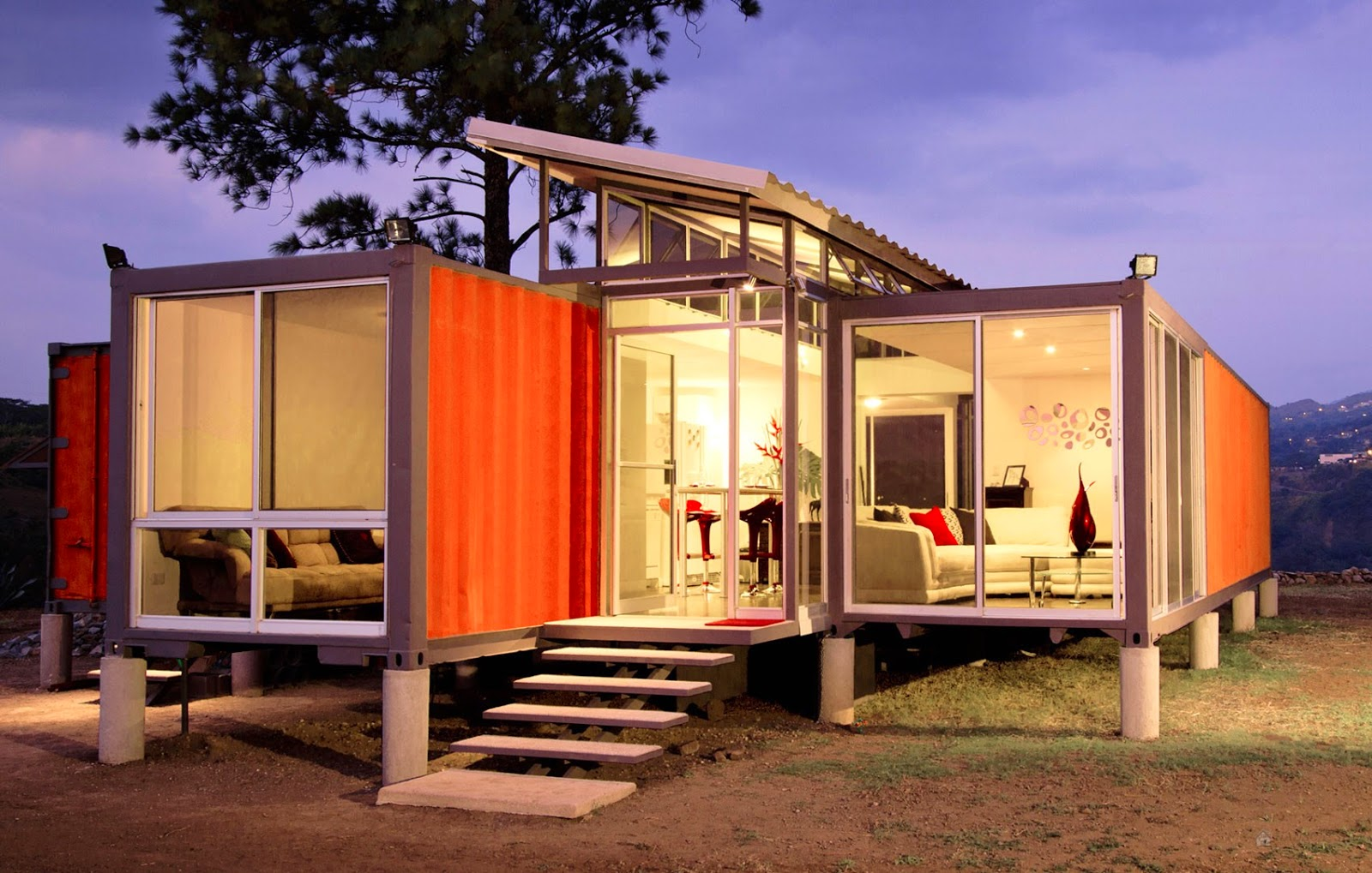 Tiny home nation top five shipping container homes - Storage containers as homes ...