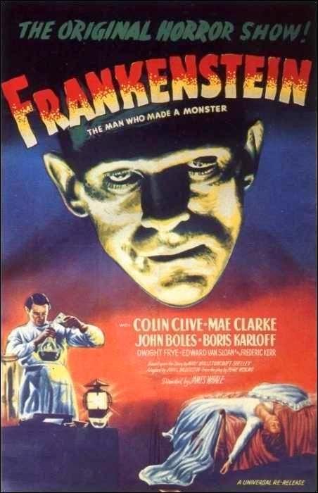 Frankenstein: Creador del Monstruo (1931) DVDRip Latino (peliculas hd )