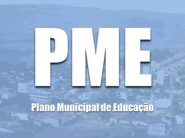 Plano Municipal de Educação (PME) - Panelas-PE