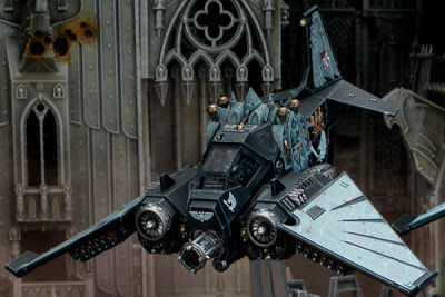 Dark Angels Ravenwing Dark Talon