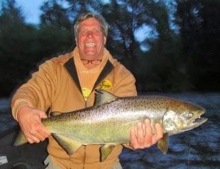 Oregon-fishing