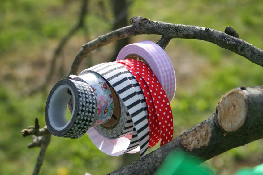 Cinta de Gimnasia rítmica DIY - washi tape5