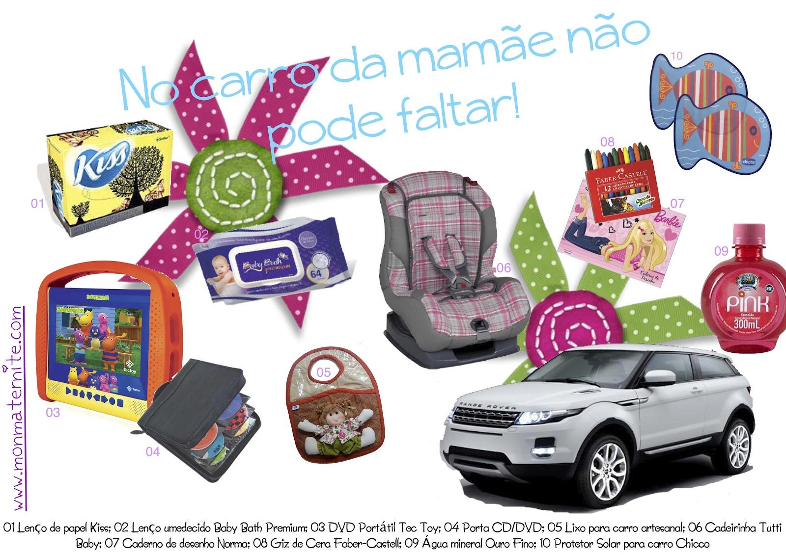 no carro da mamãe blog Mamãe de Salto ==> todos os direitos reservados