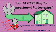 Find Your Real Estate Investment Partner