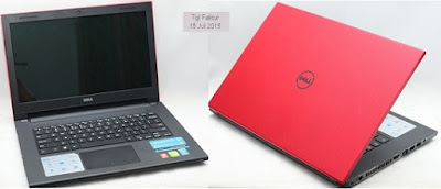 Laptop Gamers - Dell Inspiron 3443 i5 Broadwell