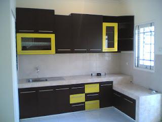... Beberapa koleksi desain dapur mungil dan desain dapur sederhana ini kami update mungkin akan cocok jika rumah idaman Anda menggunakan konsep minimalis. & Contoh Desain Dapur Hemat Ruang Minimalis Sederhana | Temputu ...