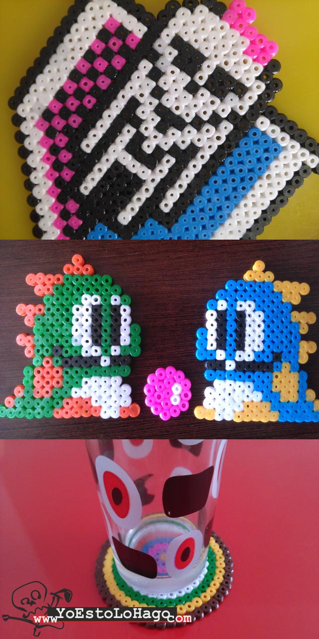 Creaciones en Hama Beads