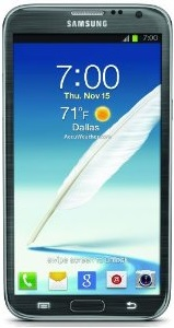 Android Smartphone Review - Samsung Galaxy Note II (Verizon Wireless)