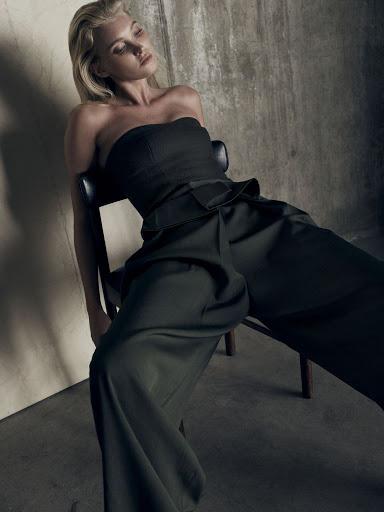 Elsa Hosk – So It Goes Magazine #6 Fall Winter 2015 photo shoot