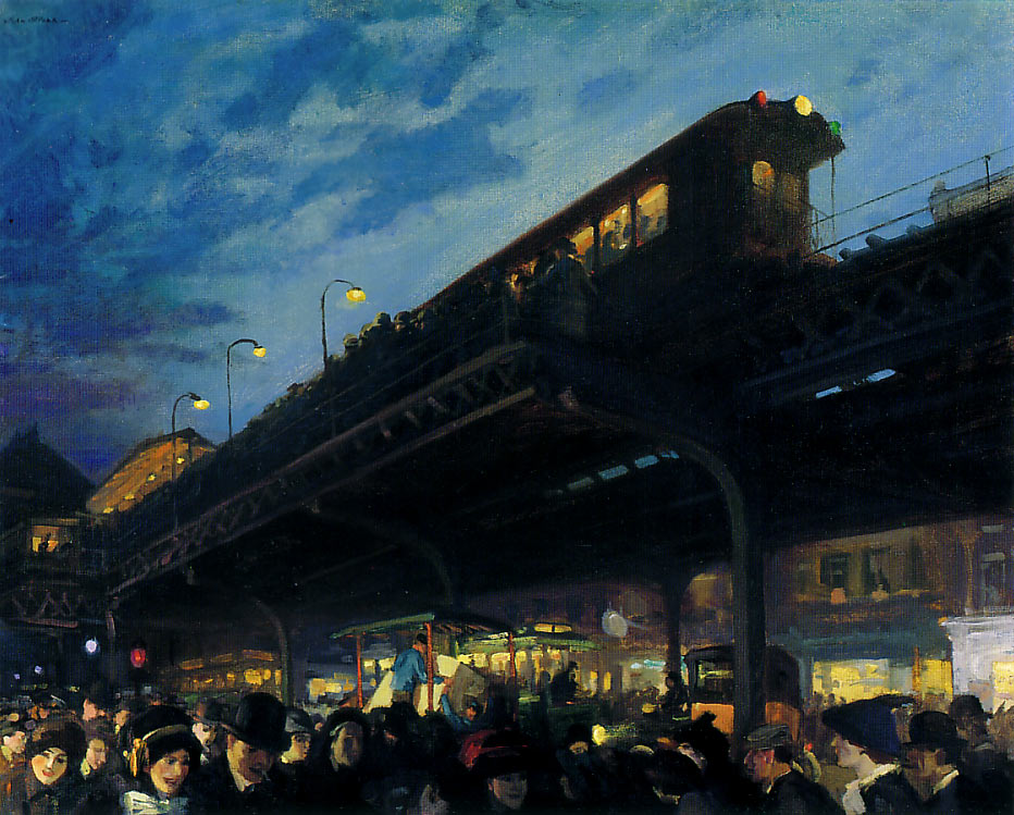 william o 39 connor studios artist of the month john sloan