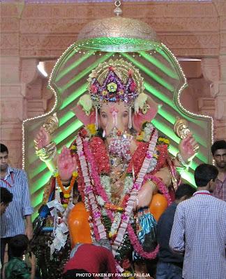 Azad Nagar Sarvajanik Utsav Samitee Andheri