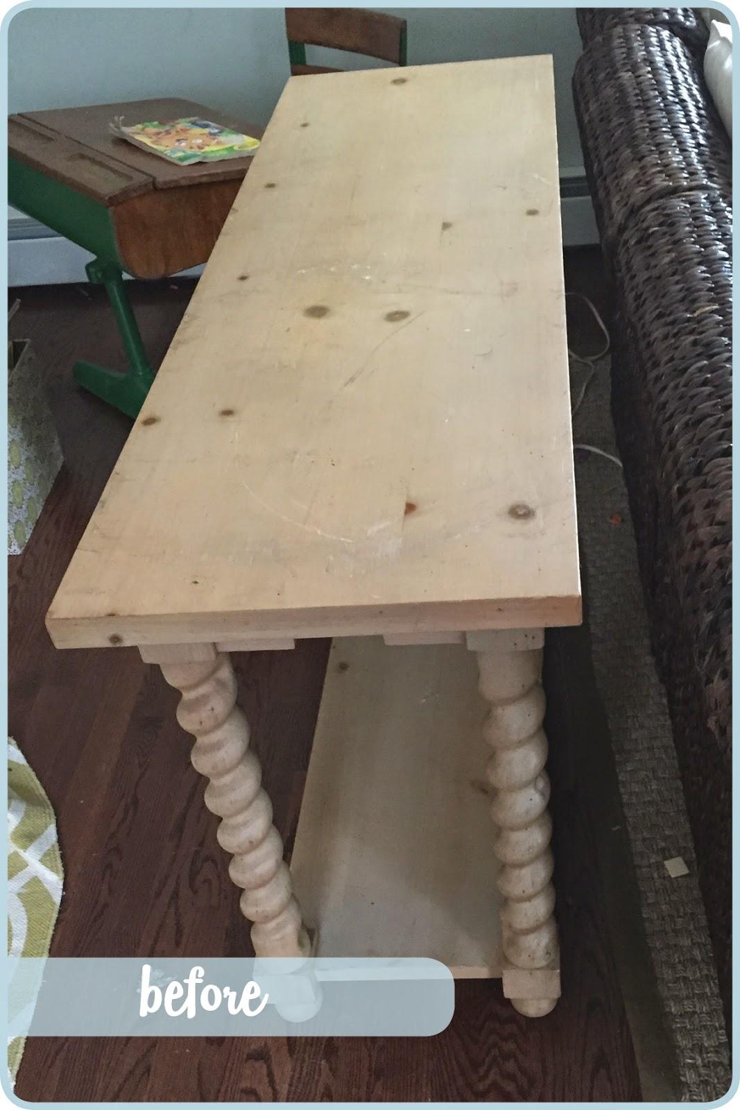 Unique Sofa Table