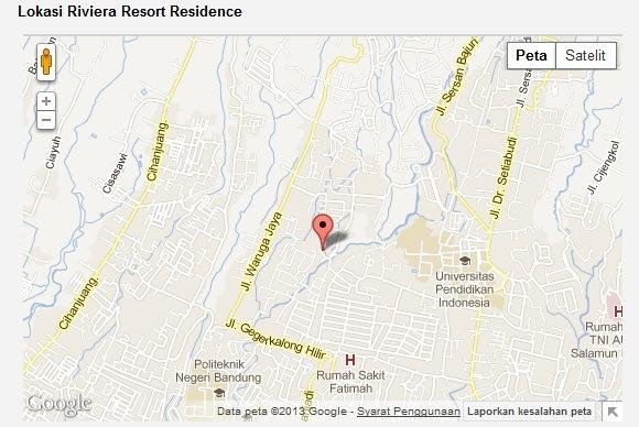 Perumahan Riviera Resort Residence