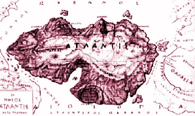 Map of Atlantis