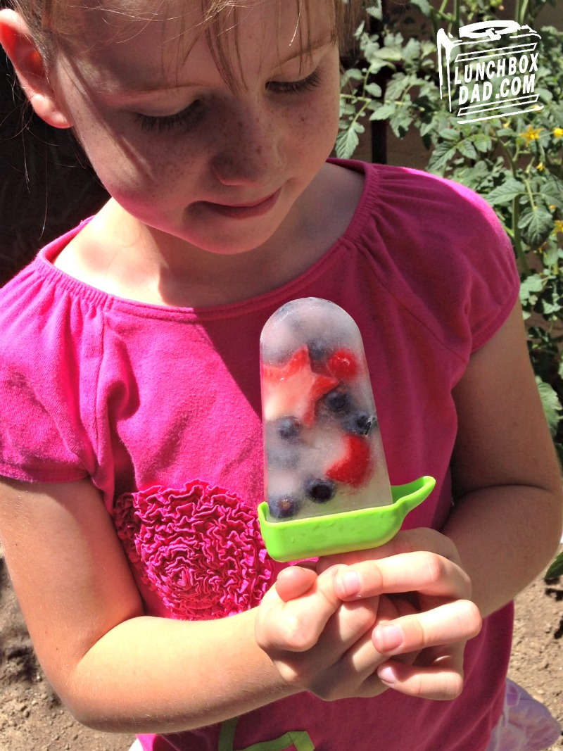 How to make Patriotic Popsicles