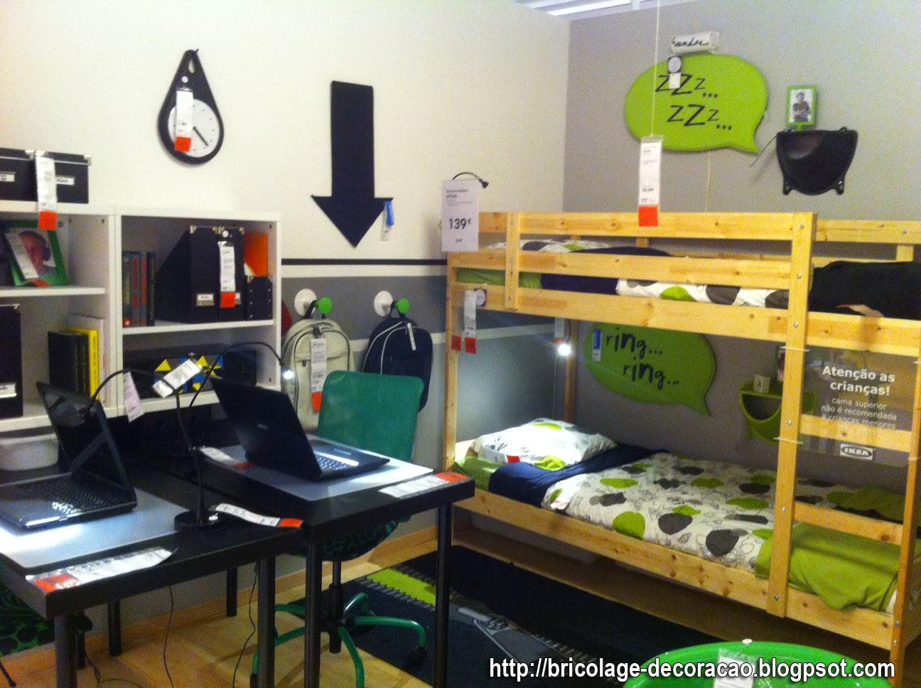 Bricolage e Decoração Ideia Ikea para Decorar um Quarto  ~ Tapetes Quarto Rapaz