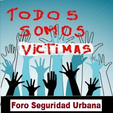 Logo Oficial del Foro Seguridad Urbana en Redes de Argentina - conocido por las 90 Marchas.