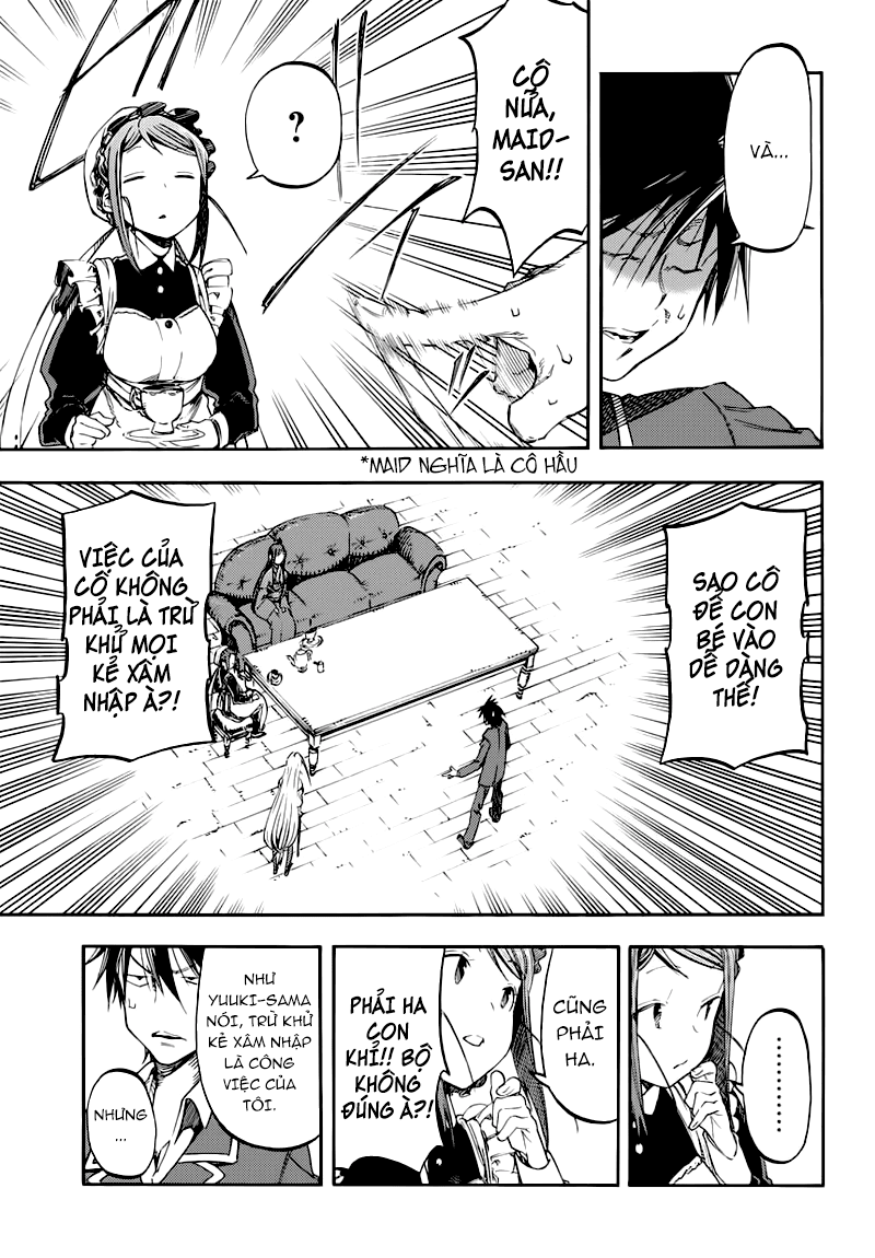 Monku no Tsukeyou ga Nai Rabukome chap 17 Trang 8 - Mangak.info