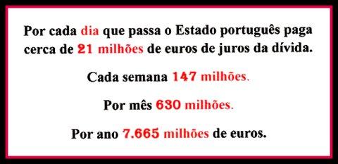 O BURACO EM QUE A CANALHA QUE NOS GOVERNA NOS LANÇOU!!!