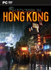 Shadowrun Hong kong-CODEX For Pc Terbaru cover