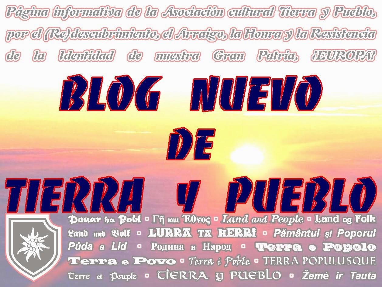 BLOG NUEVO de TIERRA y PUEBLO