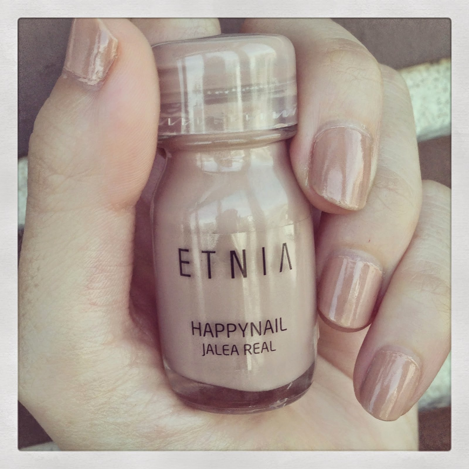Jalea Real Happynail Etnia Cosmetics