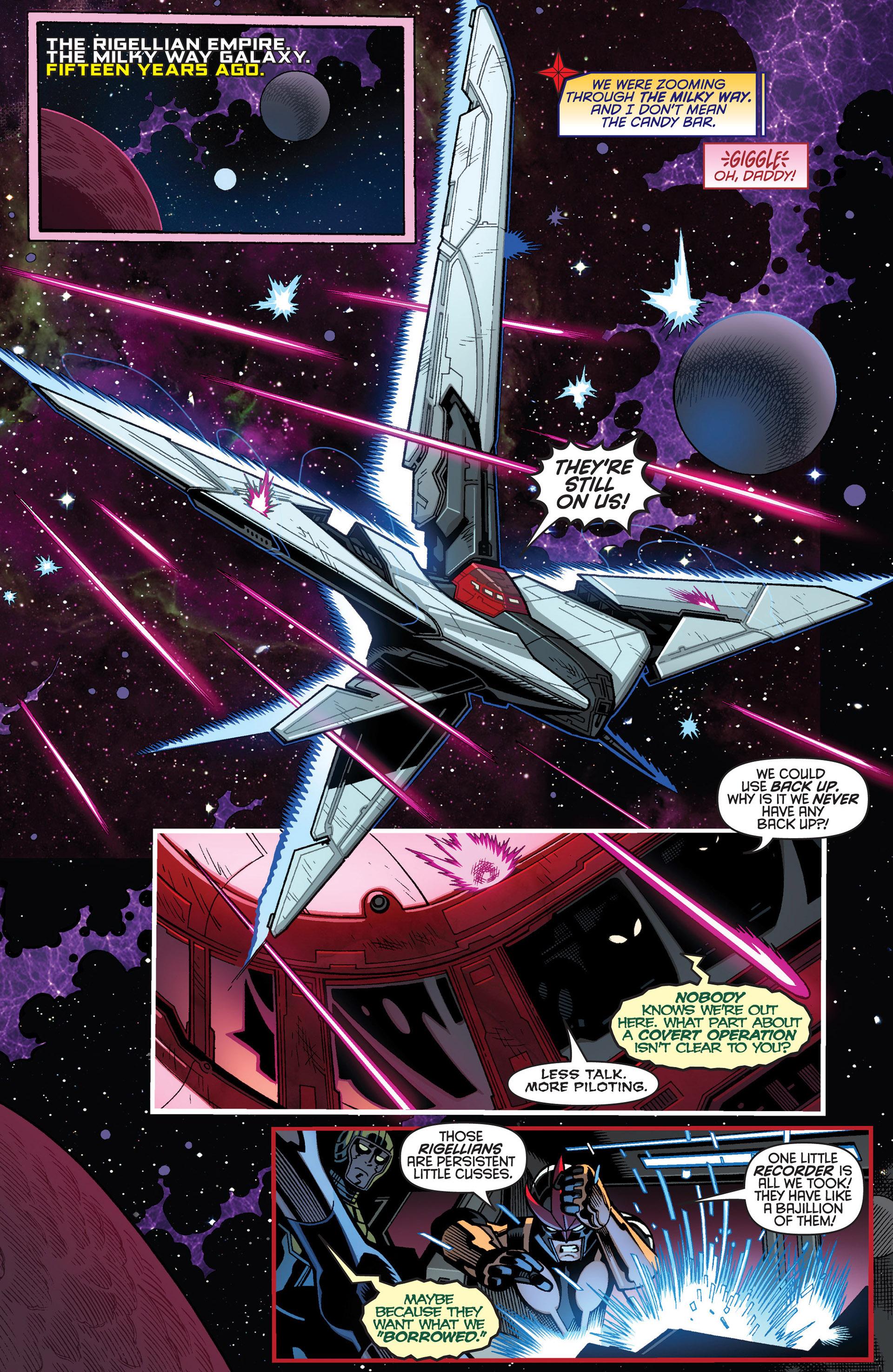 Nova (2013) - Chapter  1 | pic 13