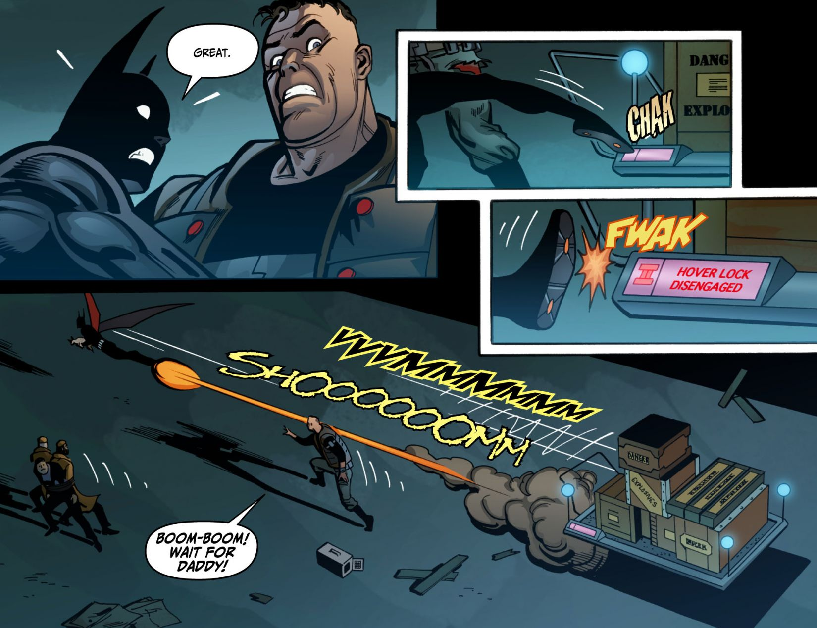 Batman Beyond (2012) Issue #6 #6 - English 16