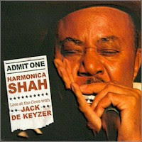 Harmonica Shah - Live at the Cove