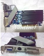VGA  AGP PixelView GF6200A 512Mb-DDR2