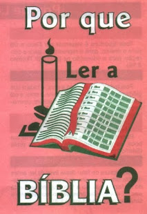 Leia a Biblia...