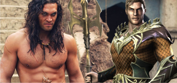 Jason Momoa será o Aquaman em Batman v Superman: Dawn of Justice
