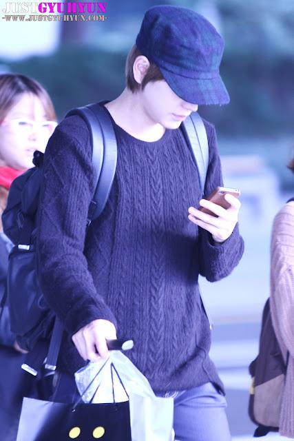 Foto terbaru Kyuhyun 5