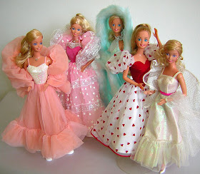 BARBIES DE LOS 80