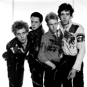 The Clash - Discografia