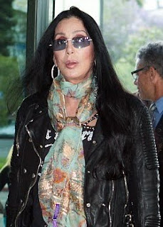 Cher earlier this year