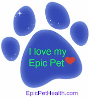 I Love my  Epic Pet Supplements!