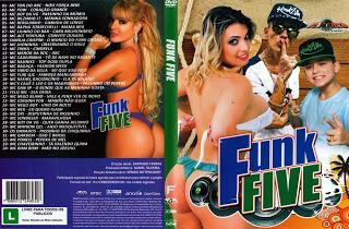 DVD Funk Five (2015)