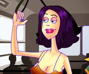 Rình gái tắm - Game siêu hài tại GameVui.biz
