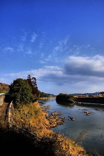 Ono River, Oita River, Kyushu