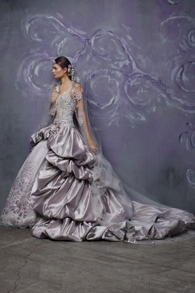 Espectaculares vestidos de novias | Coleccion St. Pucchi
