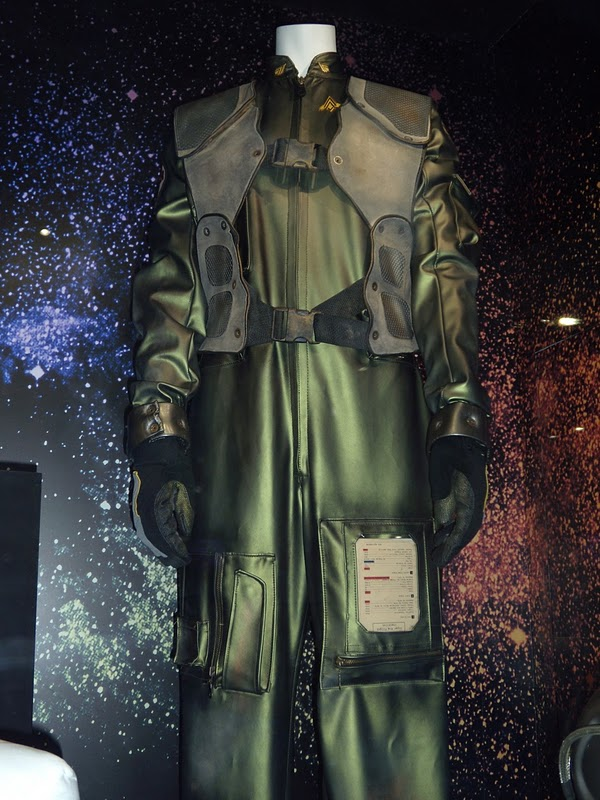 Battlestar Galactica Starbuck flight suit
