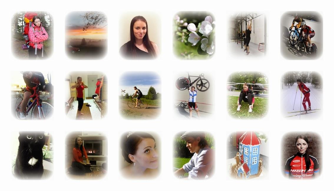Elisa Turunen - Pää pyörällä