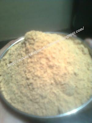 Horse gram powder